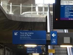 Tous le trains