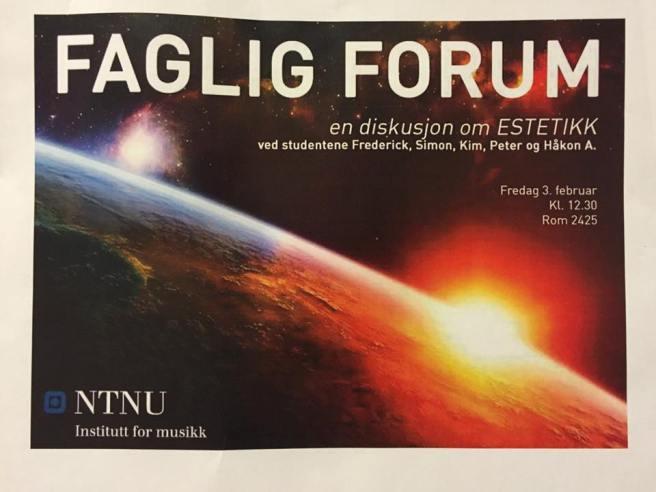 faglig forum